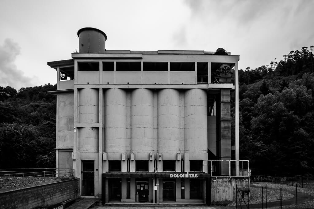 patrimonio industrial dolomitas en karrantza