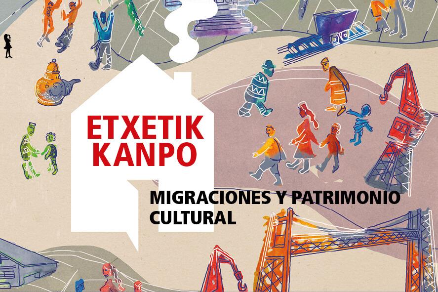 Etxetik kanpo - Concurso Jornadas Europeas del Patrimonio en Bizkaia 2016 Europako Ondarearen Jardunaldiak Lehiaketa