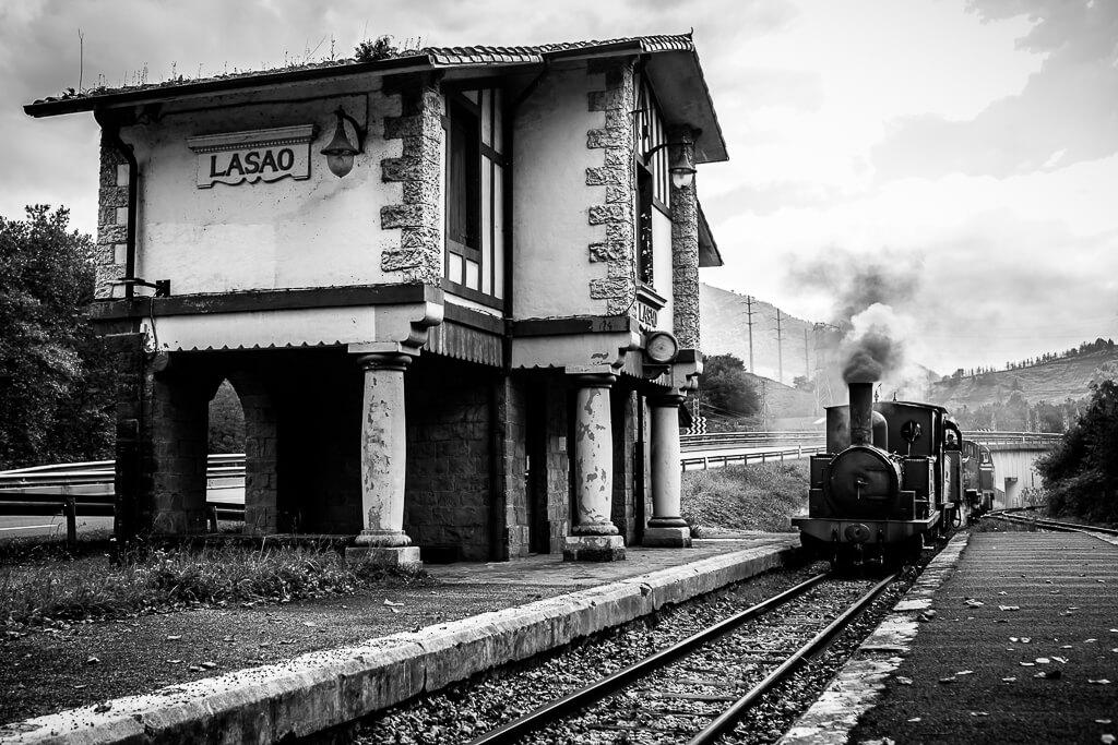 museo vasco del ferrocarril burdinbidearen museoa