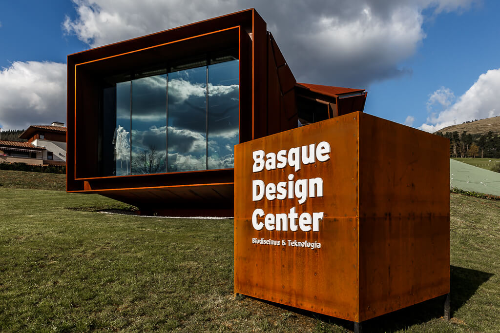 Basque Design Center Gueñes