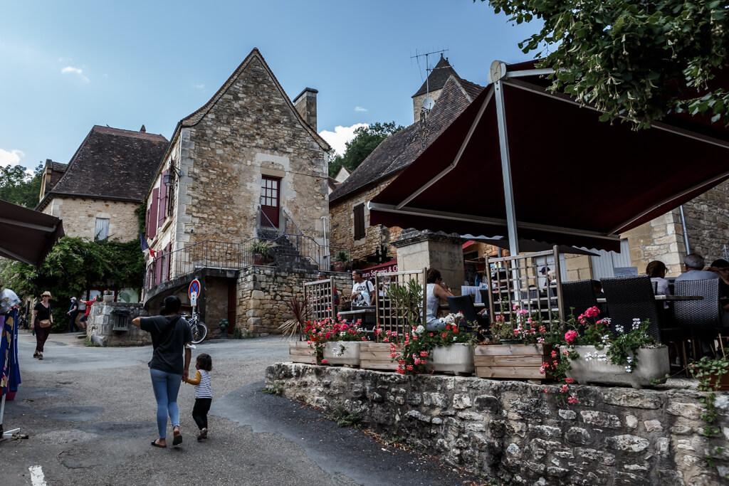 Ondare-Lagunak-Francia-castelnaud la chapelle