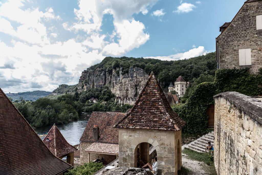 Ondare-Lagunak-Francia-la Roque Gageac