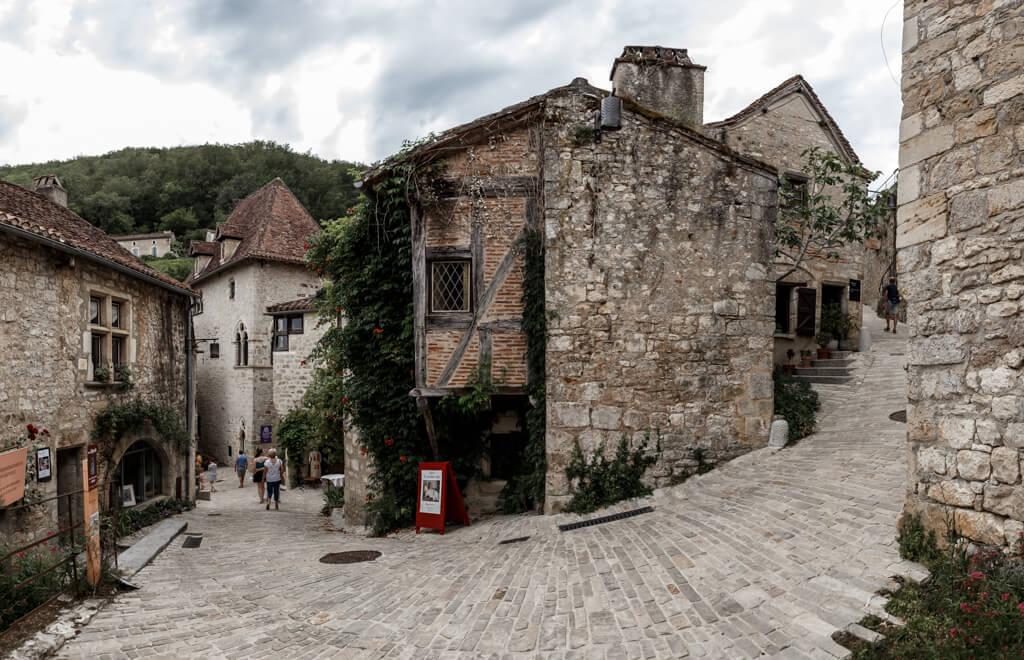 Calles de Saint Cirq Lapopie