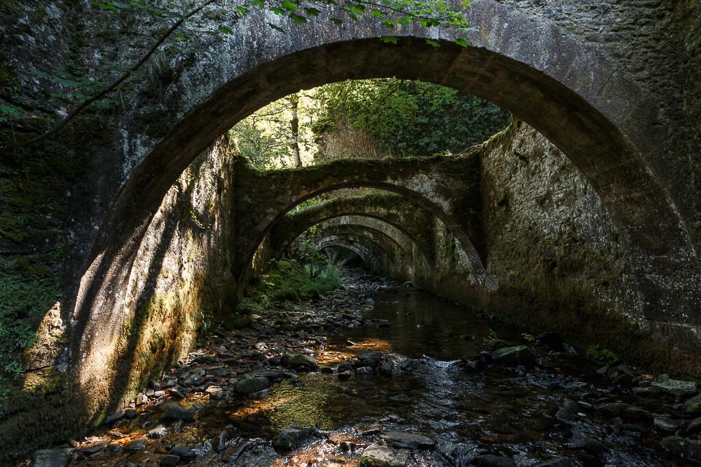 Rio bajo las carboneras